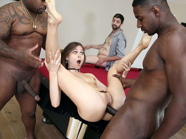 Riley Reid BTS from BehindTheScenes