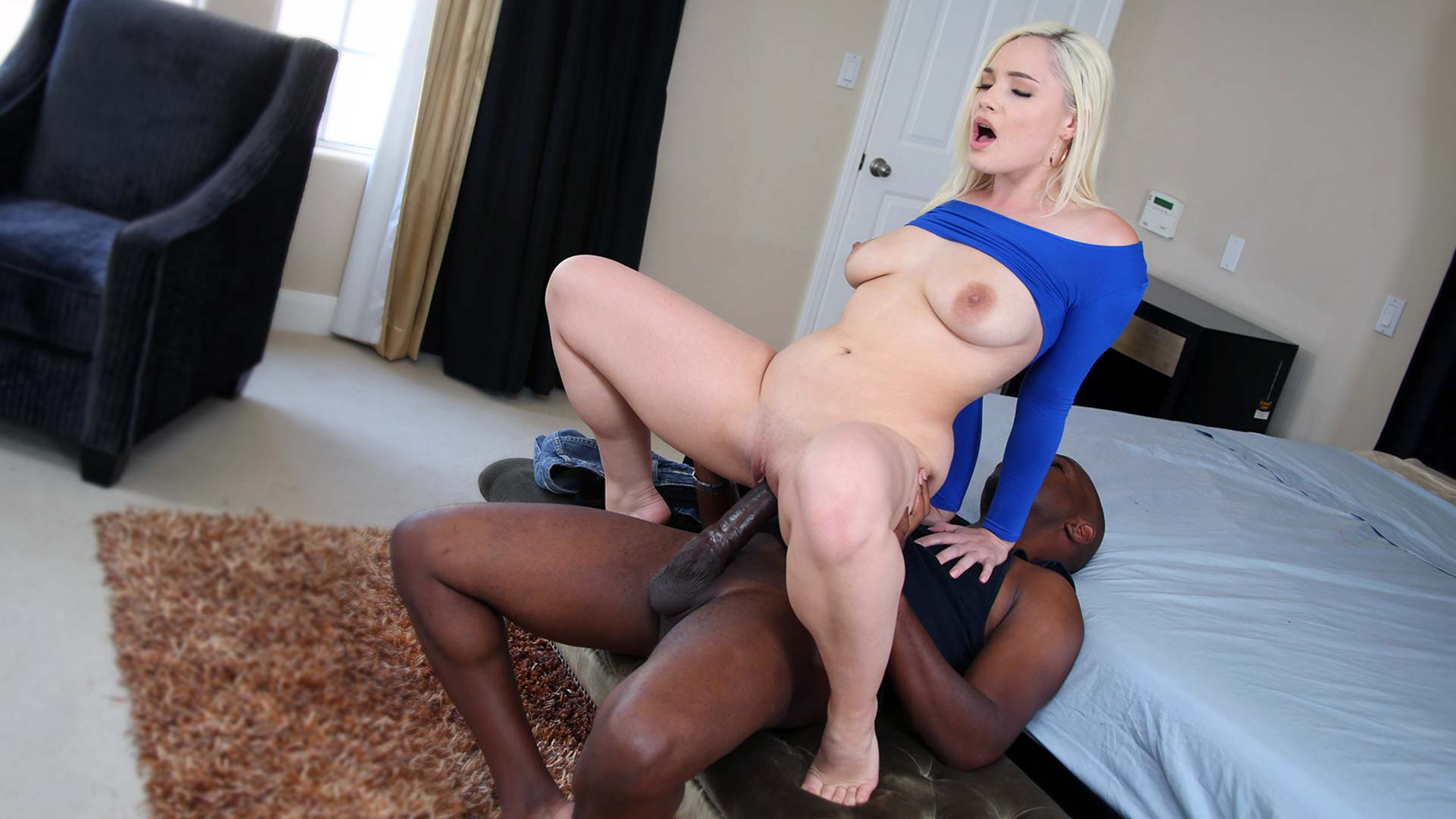 BlacksOnBlondes Hadley Viscara Interracial Porn