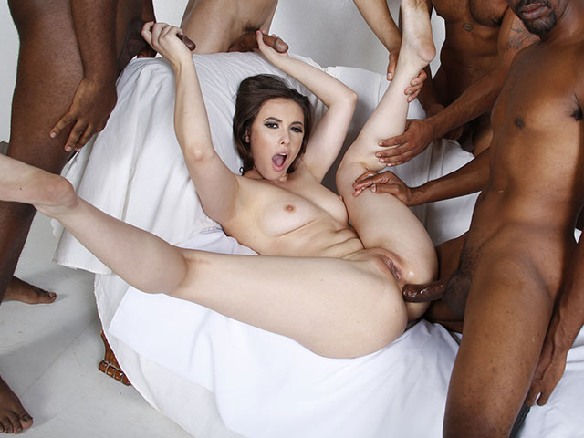 Casey Calvert from BlacksOnBlondes.com