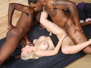 Jenna Ivory from BlacksOnBlondes.com