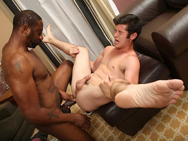 Interracial Pickups Chase Young