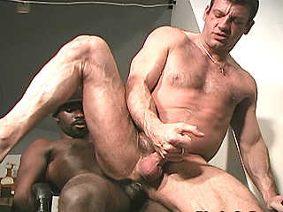 Interracial Pickups Damien Ford