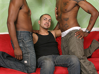 Interracial Pickups David Madrid