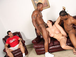 Gianna Michaels from CuckoldSessions.com