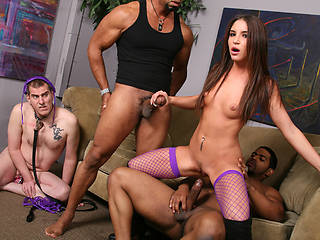 Giselle Leon from CuckoldSessions.com