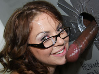 Alice Bell from GloryHole.com