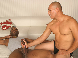 Interracial Pickups Antonio Moreno