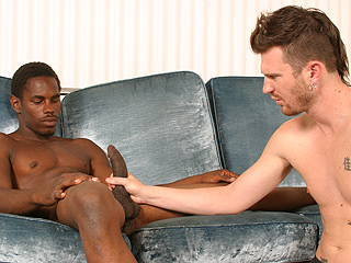 Interracial Pickups Pharoh