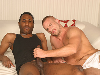 Interracial Pickups Park Wiley