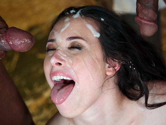 Casey Calvert from InterracialBlowbang.com