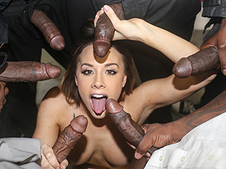 Chanel Preston from