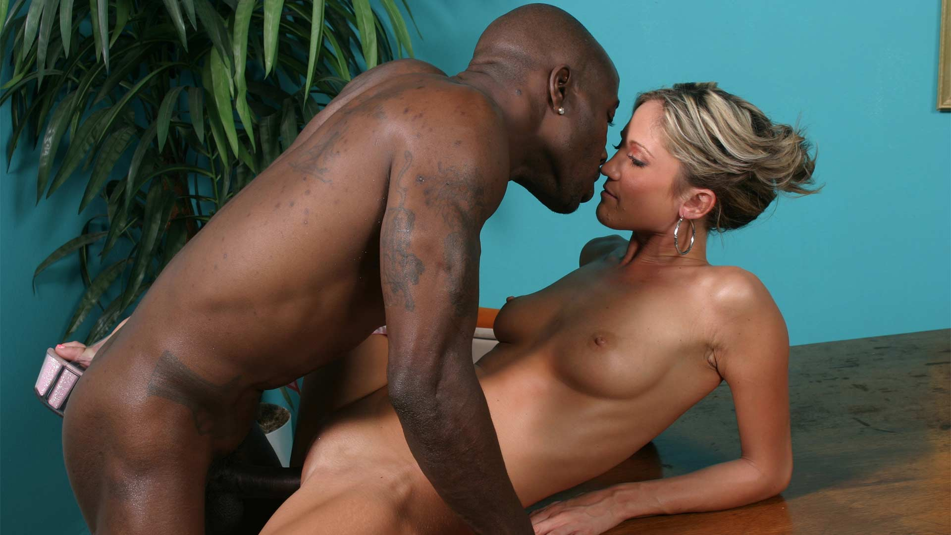 SpringThomas  I Wanna Be Spring Interracial Porn