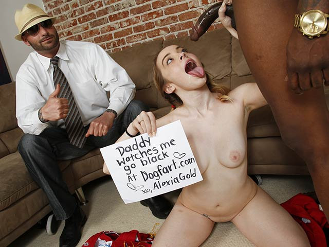 Alexia Gold from WatchingMyDaughterGoBlack.com