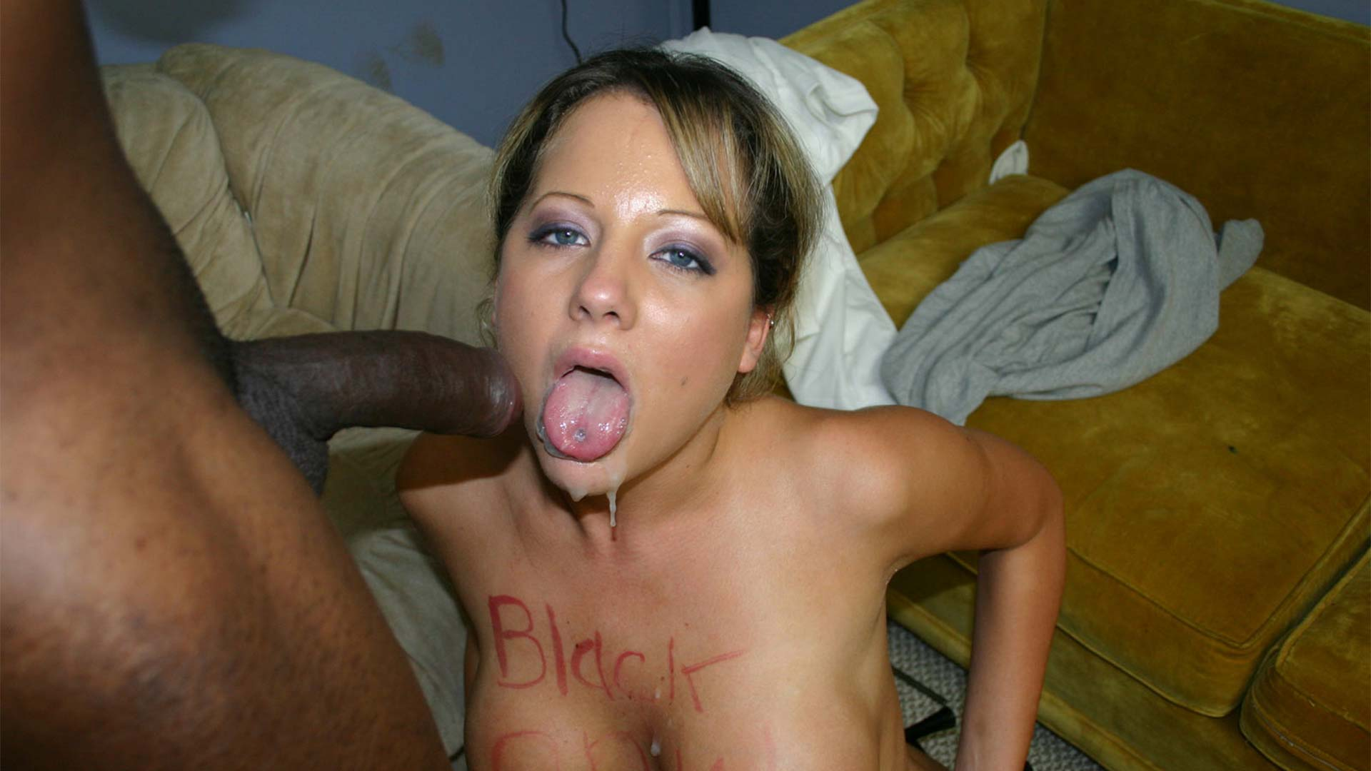 WifeWriting Sophia Gently Interracial Porn
