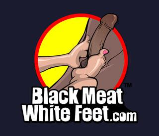 BlackMeatWhiteFeet.com included when you sign up for Gloryhole.com