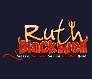 Free RuthBlackwell.com username and password when you join InterracialBlowbang.com