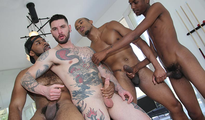 Teddy Bryce, Ray Diesel, Timarrie Baker & Zeero VIDEO PREVIEW
