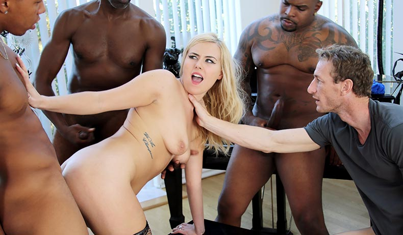 Teen ryan riesling does first footjob for fucked feet 4