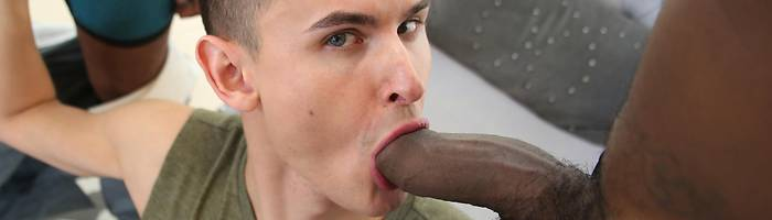 Interracial Gay m4m latest pic